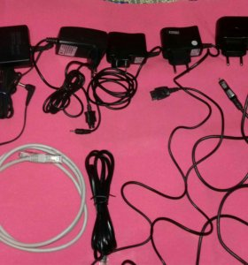 Продам б/у зарядные устройства