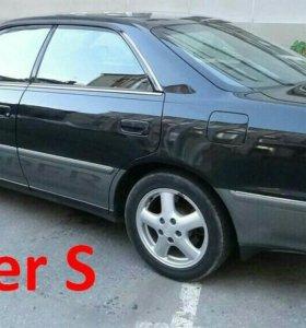 Toyota Mark II (1999)TaurerS