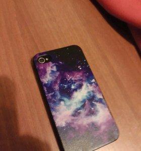 iPhone 4s 16 gb + ништячки