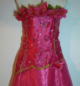 Платье принцессы цветов