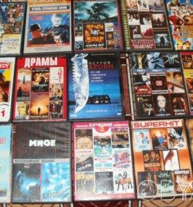 DVD диски 80