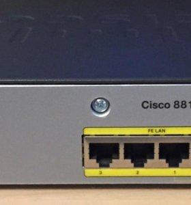 роутер Cisco 881