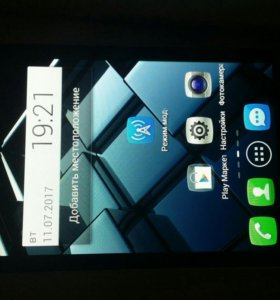Смартфон Alcatel onetouch 6010