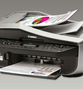 Принтер Canon mx310