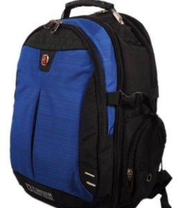 Новый фирменный рюкзак SwissGear 1599 Blue