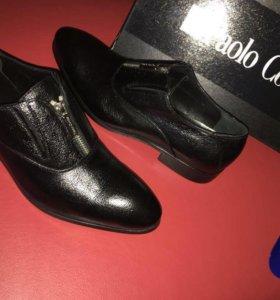 Мужские туфли Paolo Conte