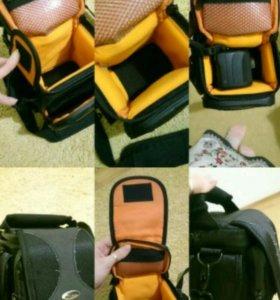 Противоударная сумка органайзер для фотоаппарата