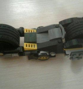 Лего мотоцикл бэтмена
