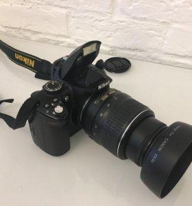 Nikon зеркальный компактный фотоаппарат