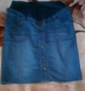 Для беременных юбка,джинсы,шорты фирма киаби