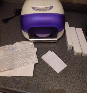 Ультрафиолетовая сушилка для ногтей
