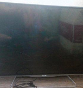 Телевизор жк(разбит экран)