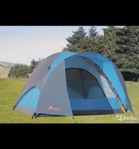 Двухслойная кемпинговая, походная палатка
