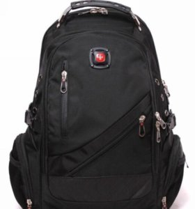 Новый фирменный рюкзак SwissGear 8815 Black