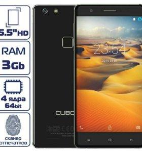 Смартфон CUBOT S550 PRO 3/16