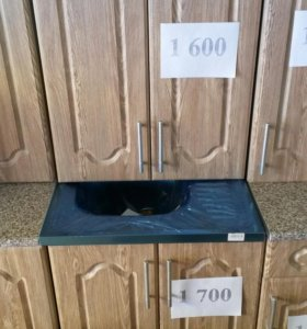 Кухня МДФ. Мойка. Комплектация необходимым.