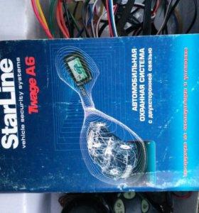 Сигнализация Starline A6