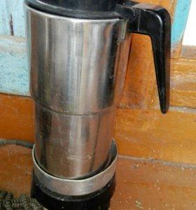 Кофеварка СССР ретро не пользовались