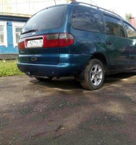 Форд галакси 2.0  115л . 1998г