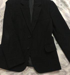 Школьный пиджак на мальчика , р-р 128-60