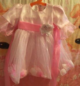 Детские нарядны платья