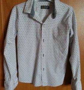 Рубашка 8-9 лет