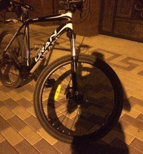 Велосипед уран