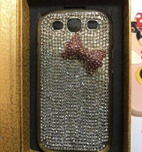 Чехлы на Samsung S 3