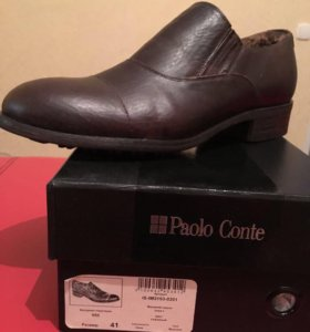 Мужские ботинки Paolo Conte оригинал