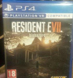 Resident evil 7 biohozard ps4