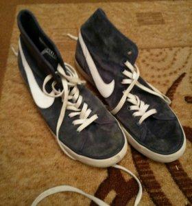 Кеды высокие Nike