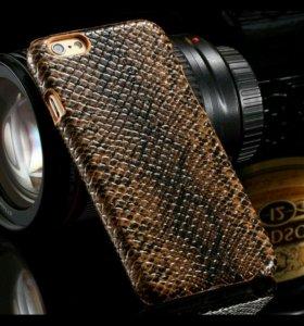 Чехол рептилия (змея) для IPhone 6, IPhone 6S плюс