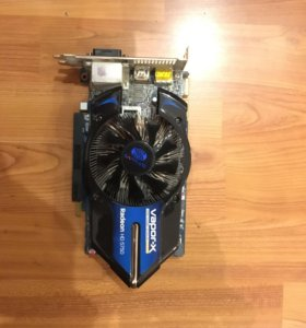 Видеокарта Sapphire Radeon HD5750 Vapor-X 1024MB