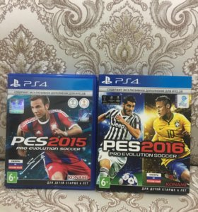 Pro Evolution Soccer 2015-2016