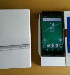 Смартфон Sony Xperia Z 3 compact.