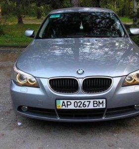 Защита двигателя и коробки на BMW e60
