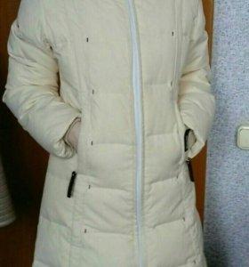 Пуховик + куртка