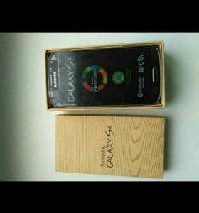 Samsung galaxy S4 16gb.