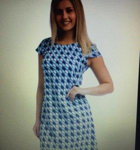 Платье новое мятное