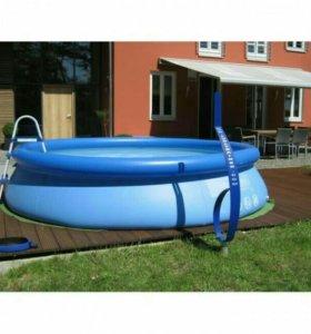 Тренажер Pooltrainer для плавания в бассейне