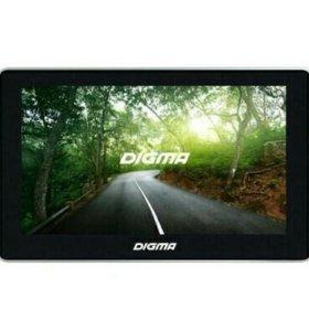 навигатор DIGMA AllDrive 700 (без пробок)