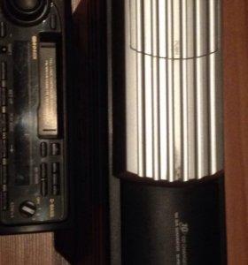 Sony CDX-656 changer и Sony XR-3100R
