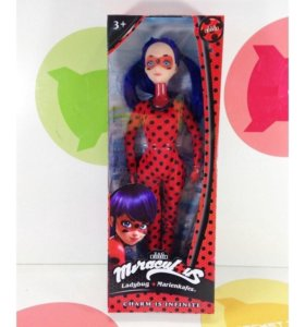 Кукла Леди Баг