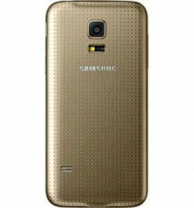 Samsung gelaxy s5mini gold