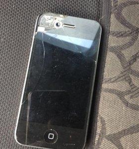 Продам айфон4 16г