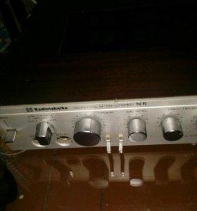 Продам усилитель радиотехника стерео у 101 hifi