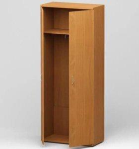 Шкаф для одежды СП Мебель Этюд С15.3 Бук Бавария