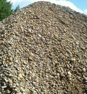 Доставим пгс, песок, гравий, земля и другое