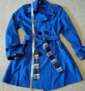 Плащ 46-48. Ветровка, куртка, вещи.