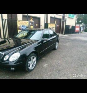 Mercedes bens 2002г